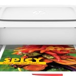 HP DeskJet 1112 Single Function Printer (White)