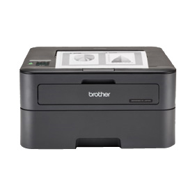Brother Printers HL-L2321D High-Speed Mono Laser Printer with Automatic 2-sided Printing