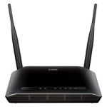 D-LINK DIR-615 WIRELESS N 300 ROUTER (BLACK)