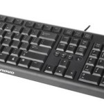Lenovo KM4802 USB 2.0 Keyboard and Mouse Combo
